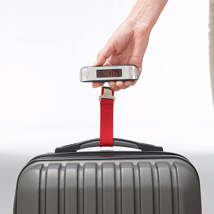 Handheld Digital Luggage Scale