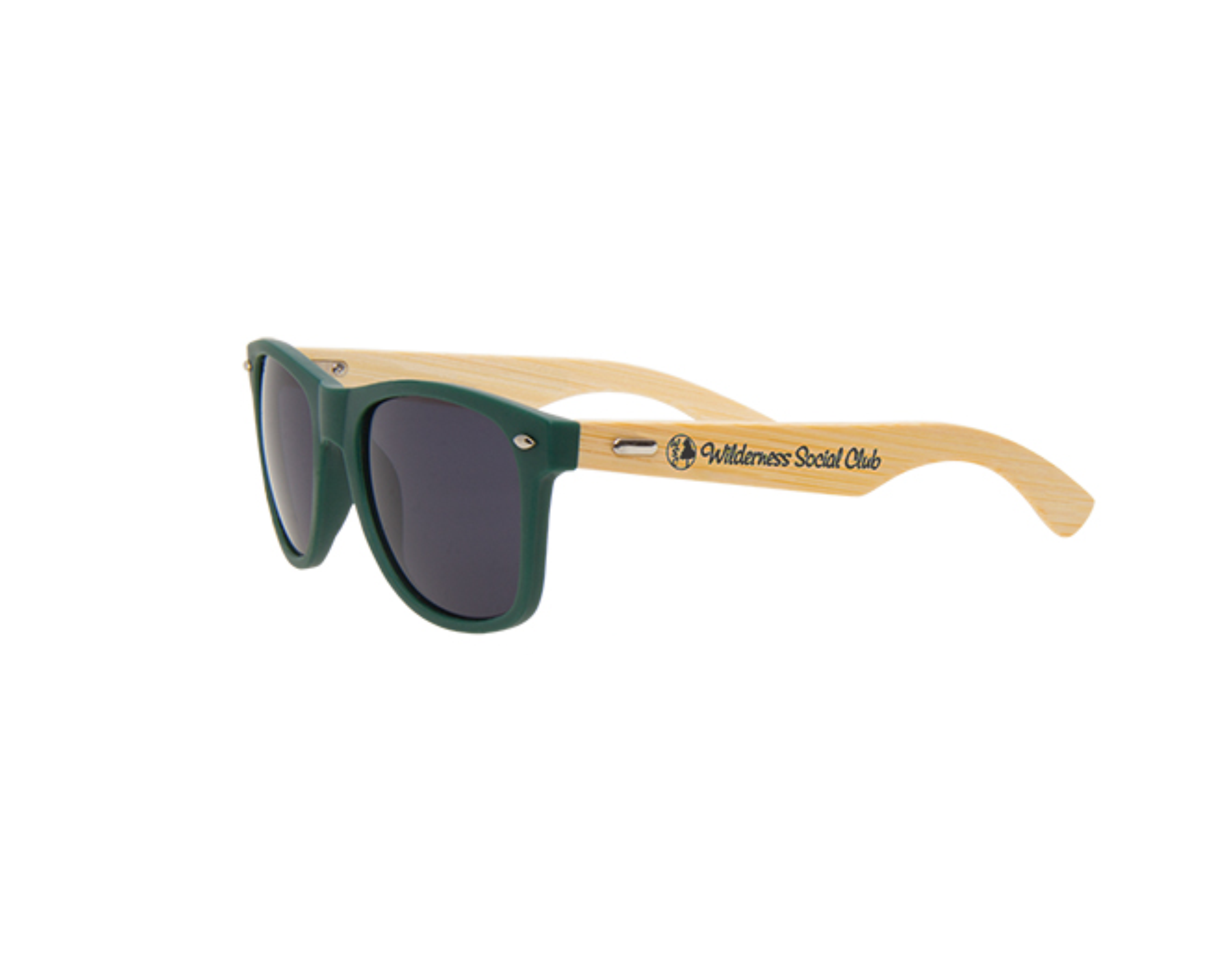 Bamboo Wood Framed Sunglasses | Express Impressions Inc.